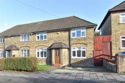 3 Bedrooms Semi Detached House for sale in Goddard Road, Beckenham