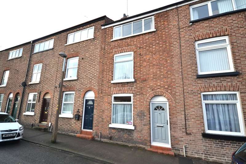 4 Bedrooms Terraced House for sale in Crompton Road, Macclesfield