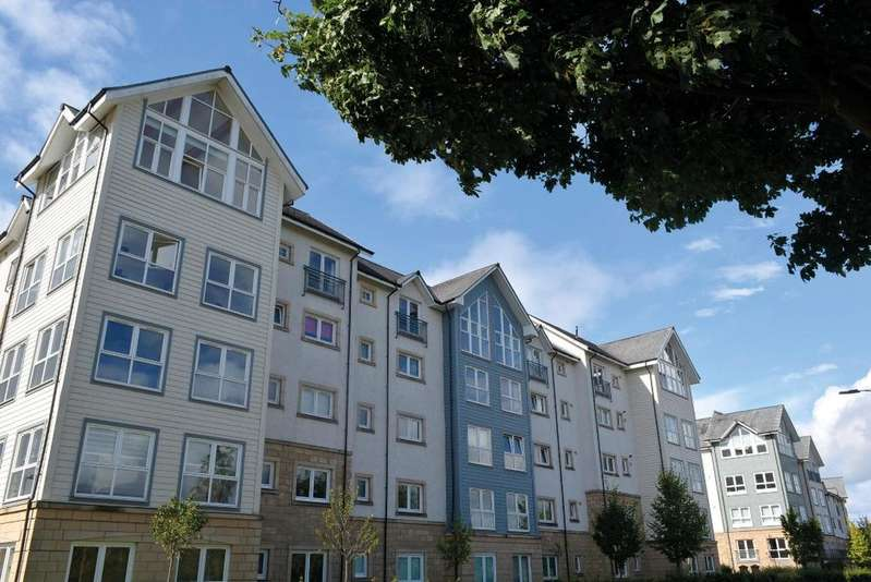 2 Bedrooms Apartment Flat for sale in Old Harbour Square, Riverside, Stirling, FK8 1RB