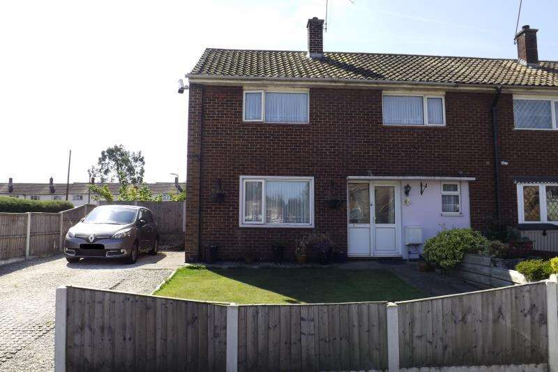 3 Bedrooms Semi Detached House for rent in Holst Avenue, Laindon, SS15 5RD