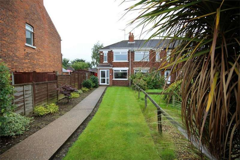 2 Bedrooms End Of Terrace House for sale in Aston Road, Willerby, Hull, East Riding of Yorkshire