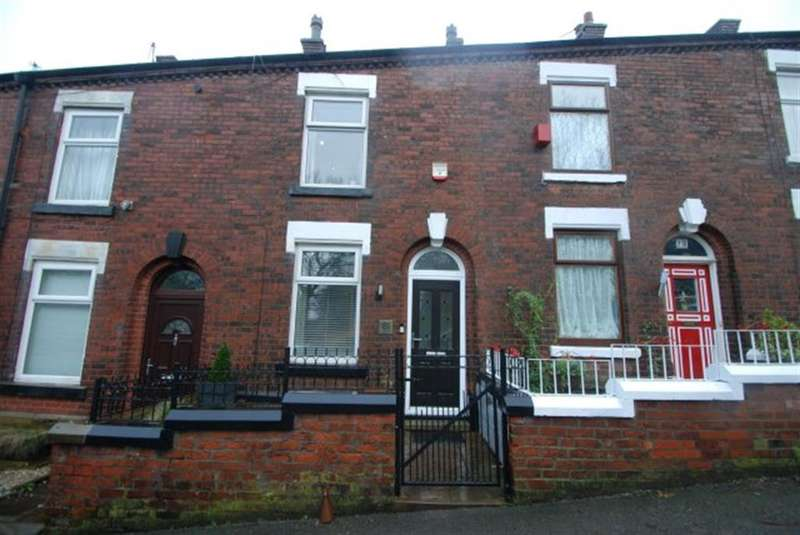 2 Bedrooms Terraced House for sale in Cecil Street, Dukinfield, SK16 4DS
