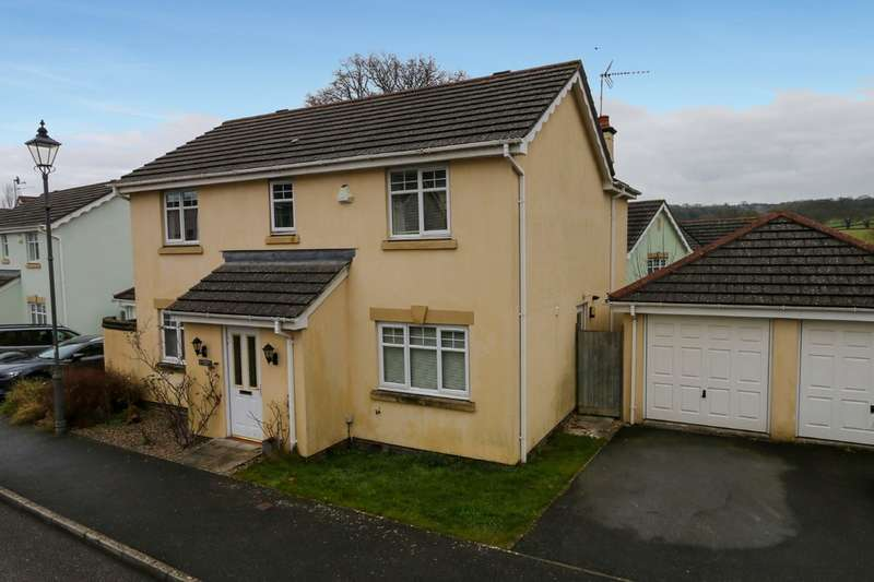 4 Bedrooms Detached House for sale in Magnolia Drive, Chudleigh