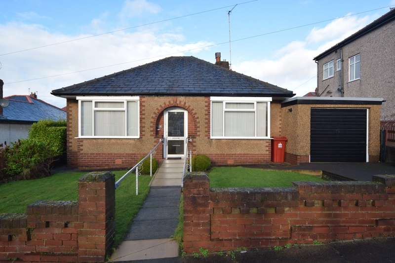 2 Bedrooms Detached Bungalow for sale in Hornedale Avenue, Barrow-in-Furness, Cumbria, LA13 9AS