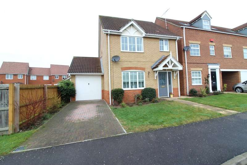 3 Bedrooms Detached House for sale in John William Close, Chafford Hundred