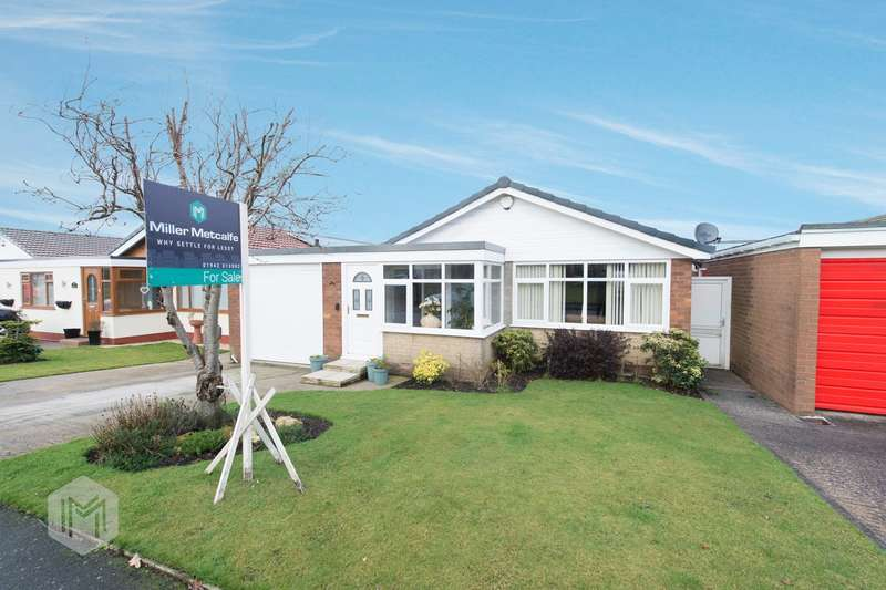 3 Bedrooms Detached Bungalow for sale in Winslow Road, Bolton, BL3