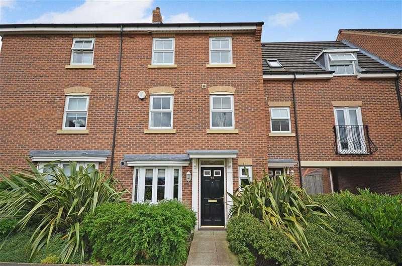 4 Bedrooms Property for sale in Conisborough Way, Hemsworth, Pontefract, WF9