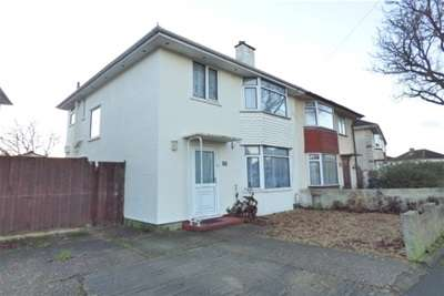 3 Bedrooms Semi Detached House for rent in Beauchamp Avenue, Gosport