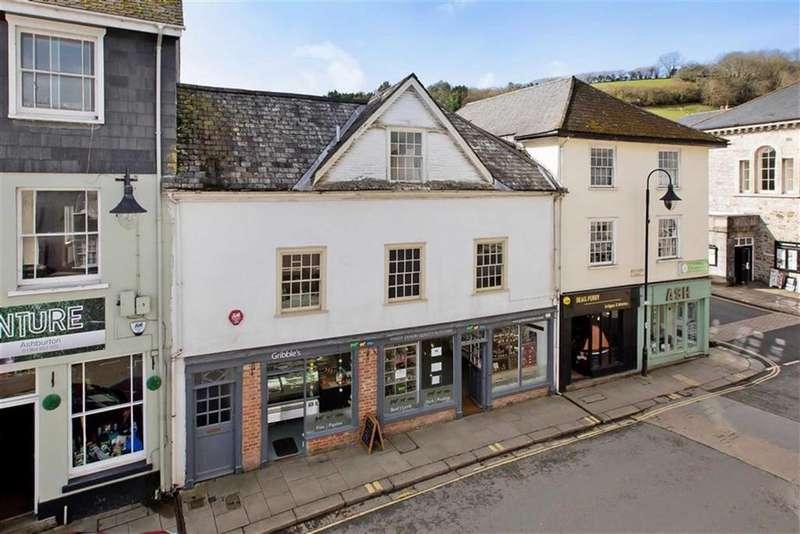 4 Bedrooms Apartment Flat for sale in North Street, Ashburton, Devon, TQ13