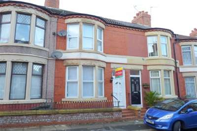 2 Bedrooms House for rent in Kingsley Street, Birkenhead