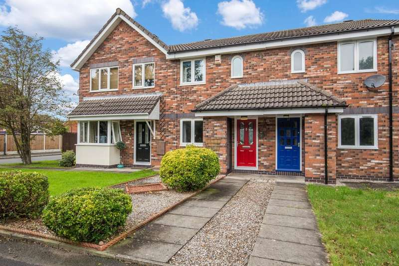 2 Bedrooms Terraced House for sale in 35 Jesson Way, Carnforth, Lancashire, LA5 9UR