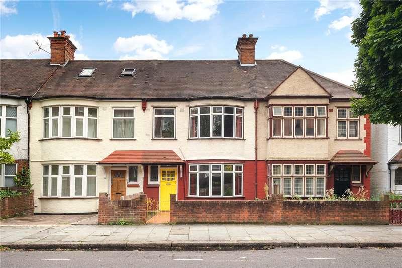 3 Bedrooms Terraced House for sale in Dalgarno Gardens, North Kensington, London, W10