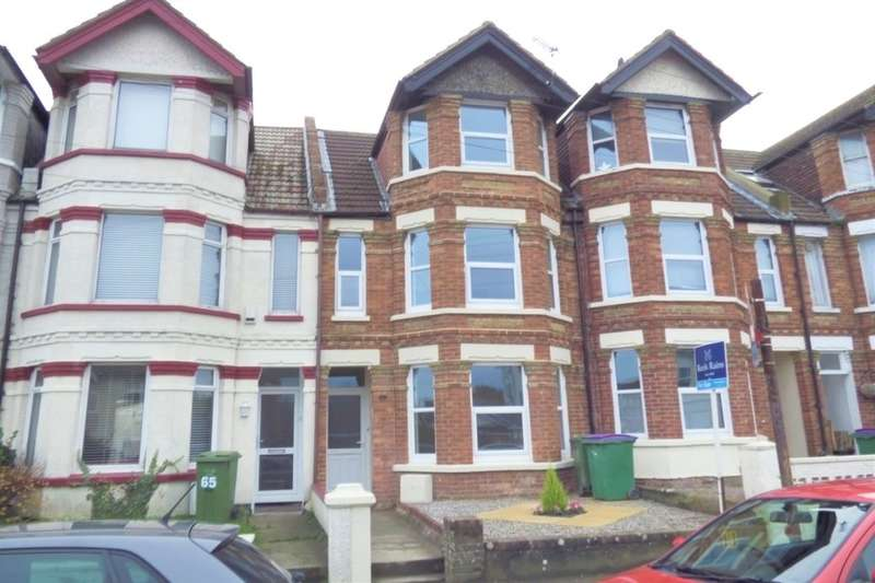 4 Bedrooms Terraced House for sale in Chart Road, Folkestone, CT19