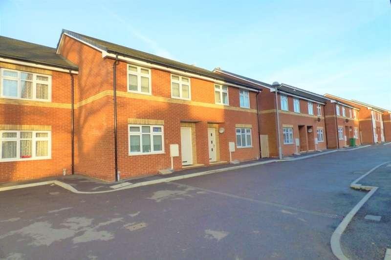 2 Bedrooms Semi Detached House for sale in Salisbury Mews, Folkestone, CT19