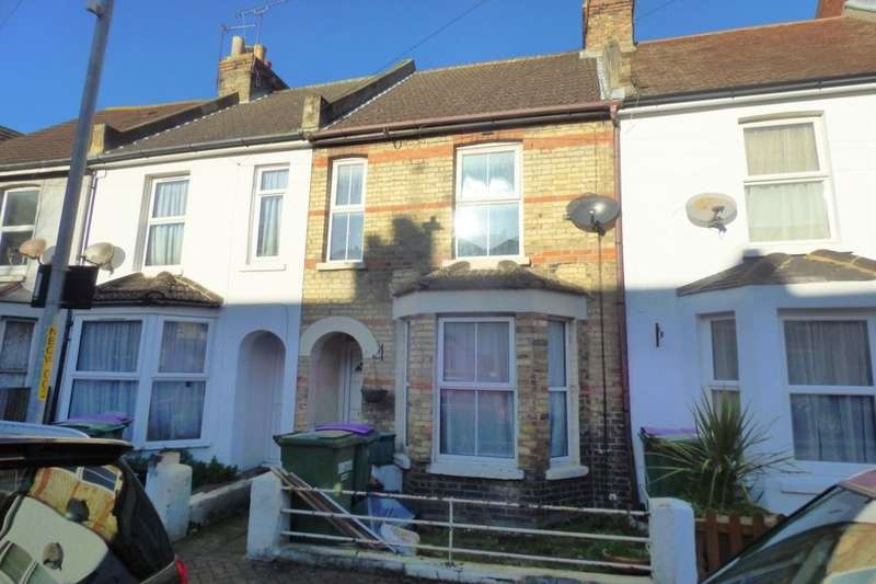 2 Bedrooms Terraced House for sale in Bradstone New Road, Folkestone, CT20