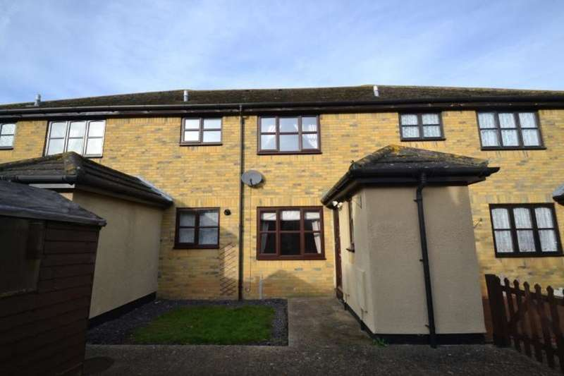 1 Bedroom Terraced House for sale in Octavia Court Cooper Road, Lordswood, Chatham, ME5