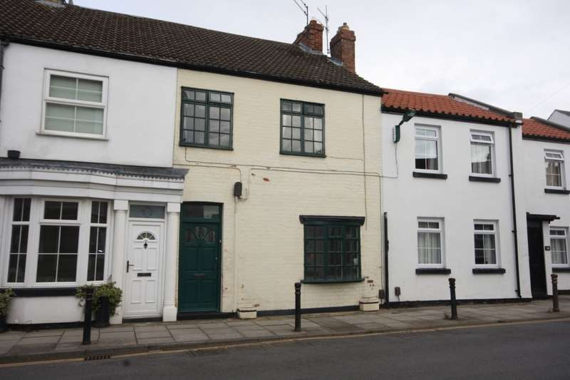 3 Bedrooms Terraced House for sale in Belmangate, Guisborough, TS14