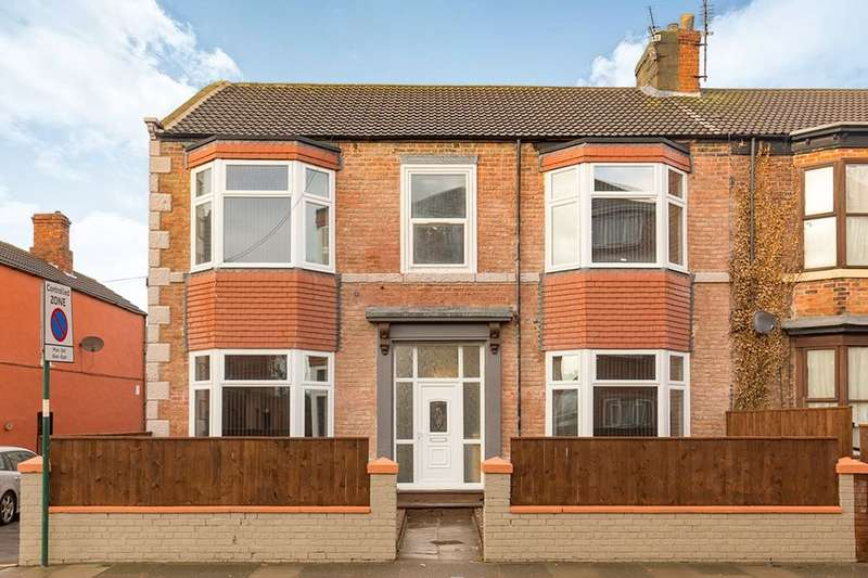 8 Bedrooms Terraced House for sale in Coatham Road, Redcar, TS10