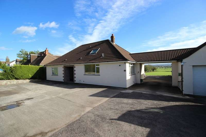 3 Bedrooms Detached Bungalow for sale in Clevedon Road, Tickenham, Clevedon, BS21