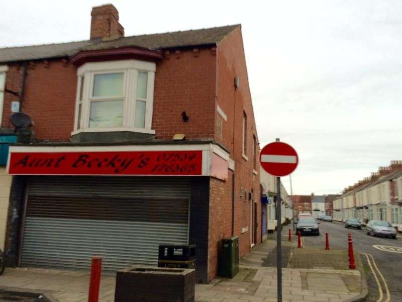 1 Bedroom Terraced House for sale in Parliament Road, Middlesbrough, TS1