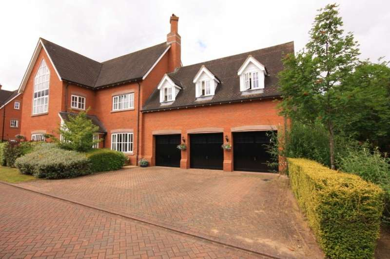 6 Bedrooms Detached House for sale in Sandford Crescent, Wychwood Park, CW2