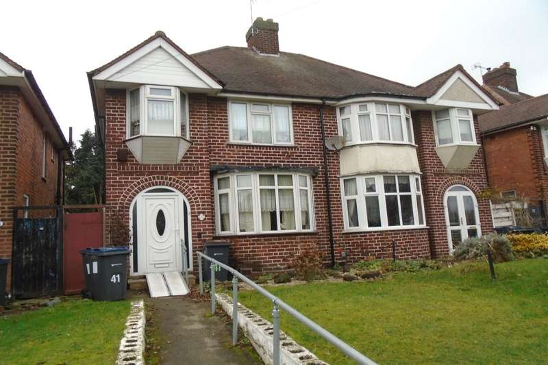 3 Bedrooms Semi Detached House for sale in Barrows Lane, Birmingham, B26
