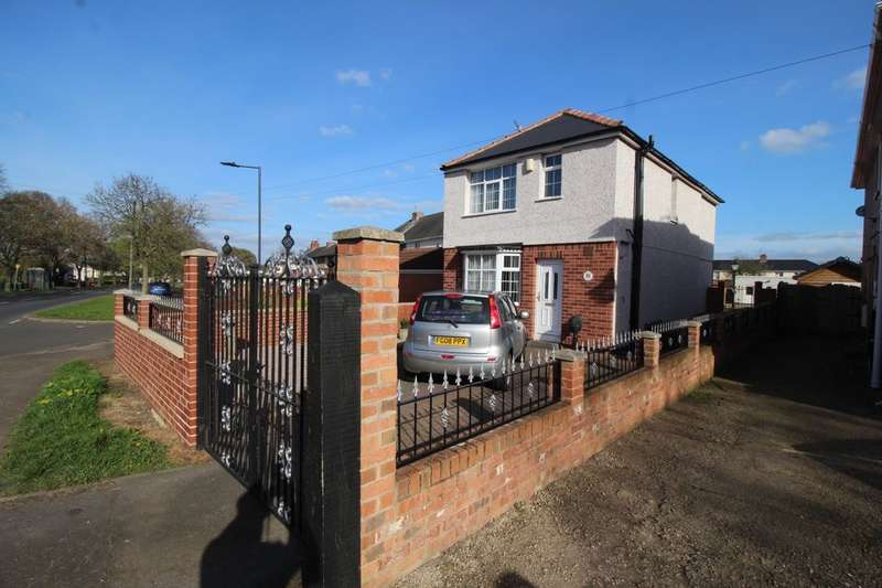 3 Bedrooms Detached House for sale in Crossfield Lane, Skellow, Doncaster, DN6