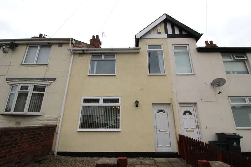 3 Bedrooms Terraced House for sale in St. Johns Road, Edlington, Doncaster, DN12