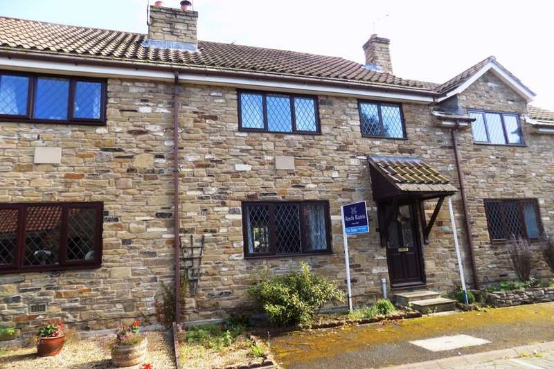 3 Bedrooms Terraced House for sale in Church View, Campsall, Doncaster, DN6