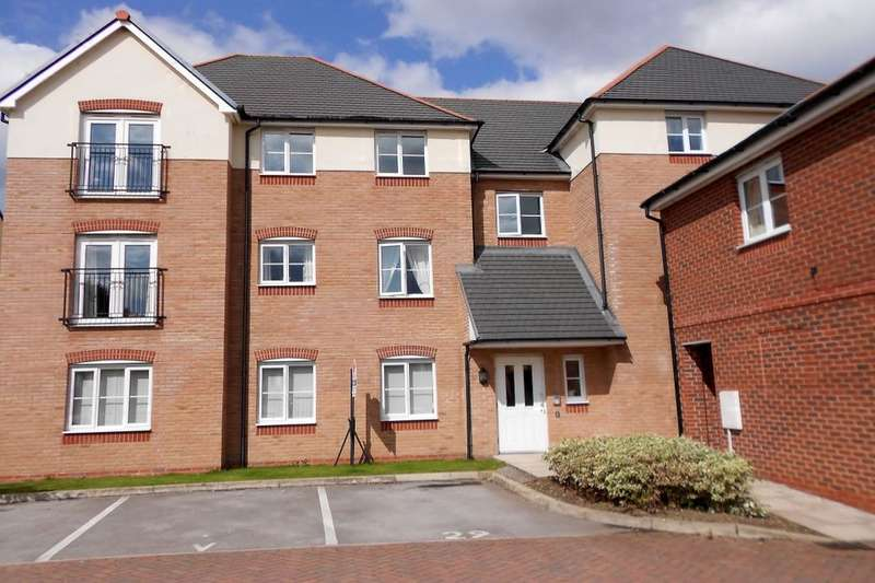 2 Bedrooms Flat for sale in Dol Isaf, Wrexham, LL11