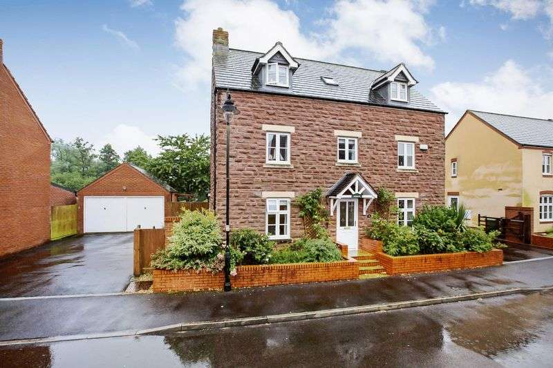 5 Bedrooms Property for sale in Burge Meadow Cotford St. Luke, Taunton