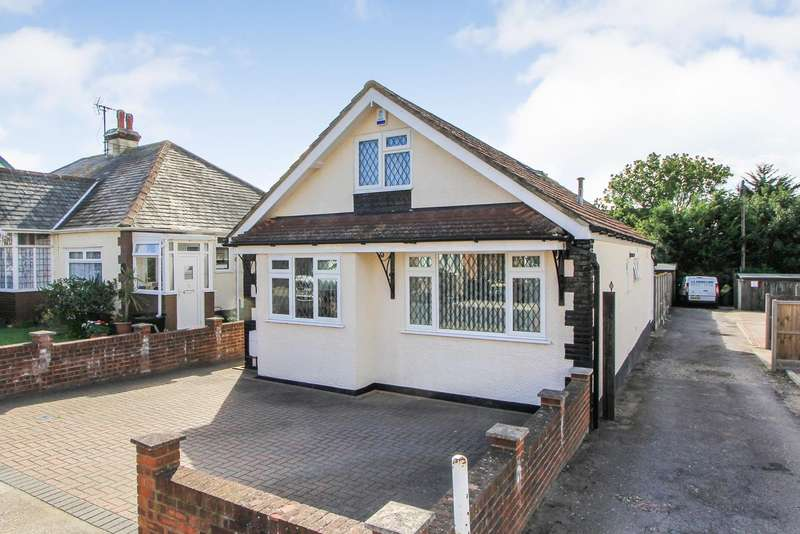 4 Bedrooms Detached Bungalow for sale in Fitzroy Road, Tankerton, Whitstable