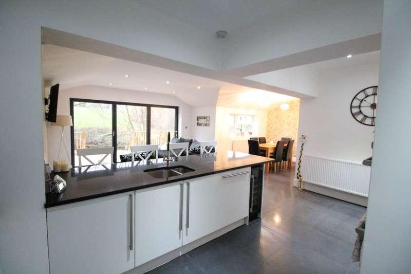 4 Bedrooms Semi Detached House for rent in Green Oak Road, Sheffield, S17