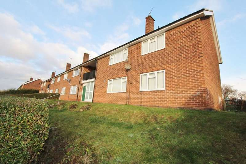 2 Bedrooms Flat for sale in Great Hoggett Drive, Chilwell, Nottingham, NG9