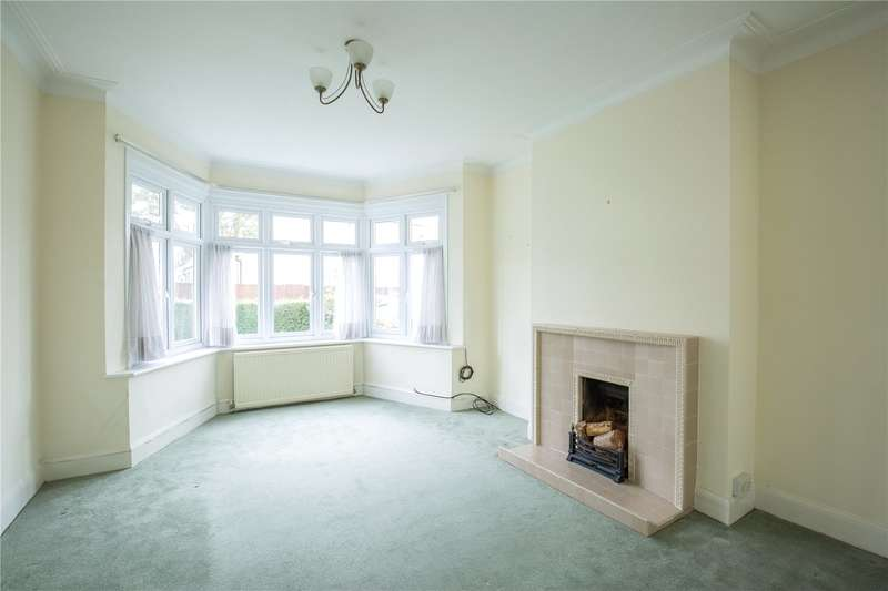 3 Bedrooms Terraced House for sale in Strathmore Gardens, Finchley, London, N3