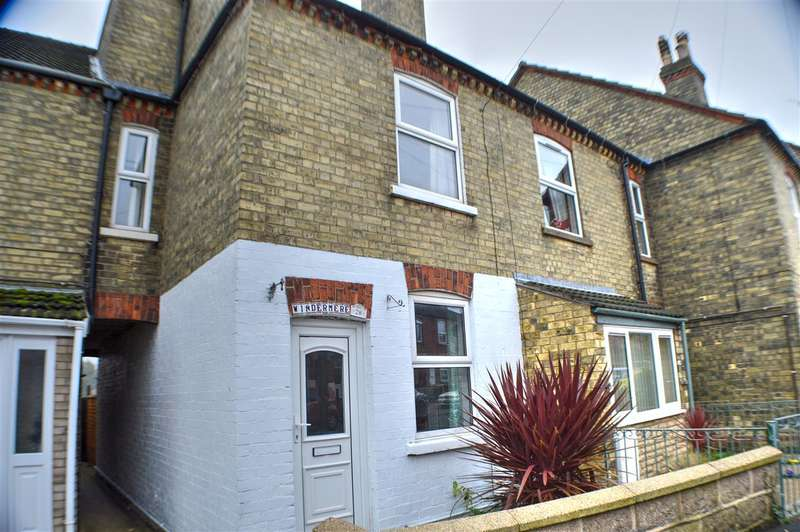 3 Bedrooms Terraced House for sale in King Edward Street, Sleaford