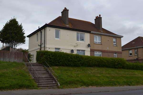 2 Bedrooms Flat for sale in 102 Glencairn Street, Stevenston, KA20 3BT