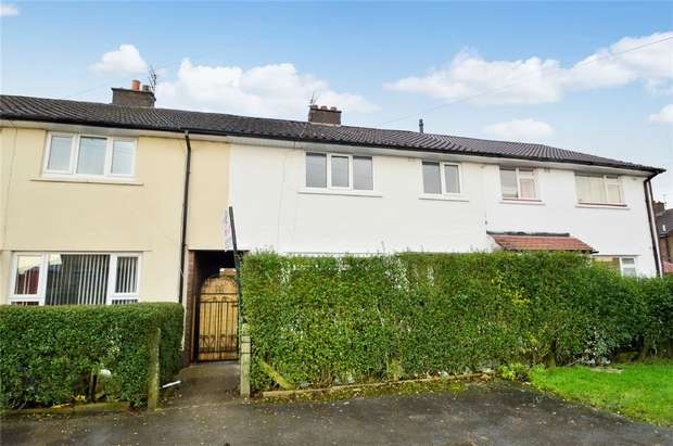 3 Bedrooms Terraced House for rent in Haughton Close, Woodley, Stockport, Cheshire