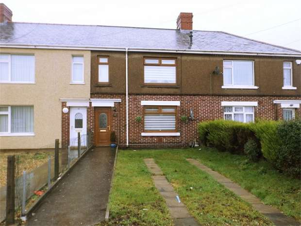 3 Bedrooms Terraced House for sale in Julian Terrace, Aberavon, Port Talbot, West Glamorgan