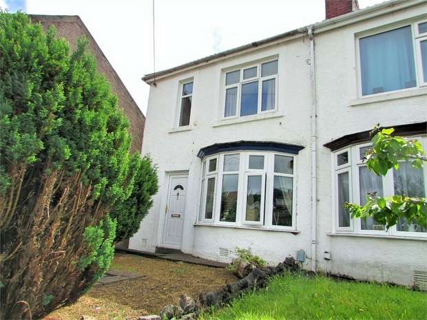 2 Bedrooms Semi Detached House for sale in Bethlehem Road, Skewen, Neath, West Glamorgan