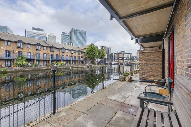 3 Bedrooms Flat for sale in Lancaster Drive, London, E14