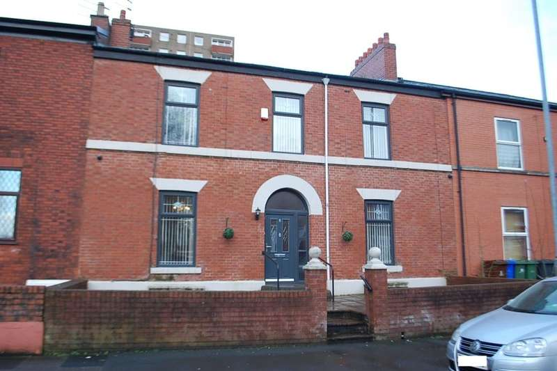5 Bedrooms Terraced House for sale in Richmond Street, Ashton-Under-Lyne, OL6