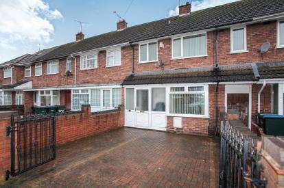 3 Bedrooms Terraced House for sale in Barston Close, Longford, Coventry, West Midlands