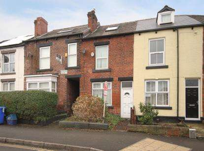 4 Bedrooms Terraced House for sale in Edmund Road, Sheffield, South Yorkshire