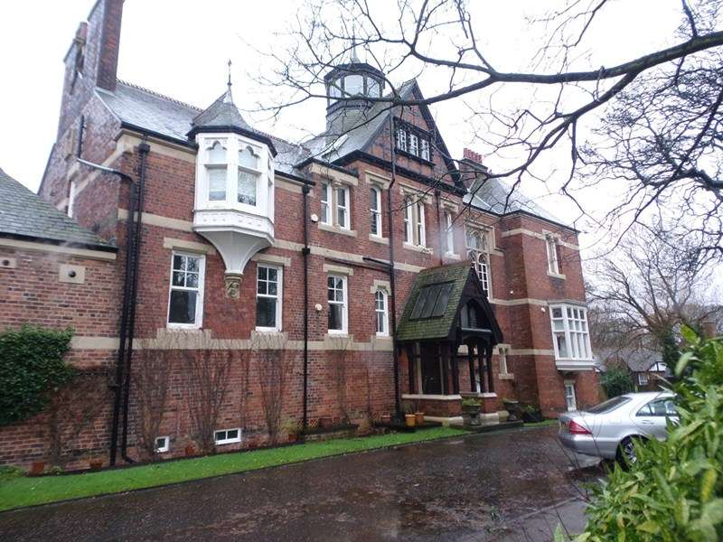 3 Bedrooms Apartment Flat for sale in Westoe Hall, Westoe Village, South Shields, Tyne & Wear, NE33 3EG