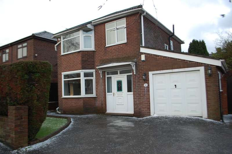 3 Bedrooms Detached House for sale in Wilshaw Lane, Ashton-Under-Lyne, OL7