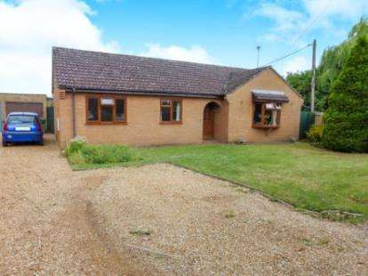3 Bedrooms Bungalow for sale in Bridge Lane, Wimblington, March, Cambridgeshire