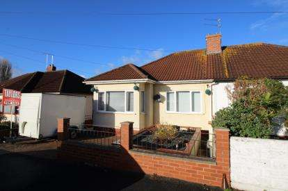 3 Bedrooms Bungalow for sale in Petherton Gardens, Whitchurch, Bristol