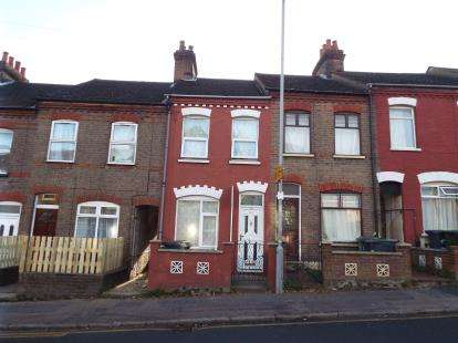 2 Bedrooms Terraced House for sale in Dallow Road, Luton, Bedfordshire