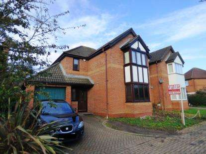 3 Bedrooms Detached House for sale in Streatham Place, Bradwell Common, Milton Keynes